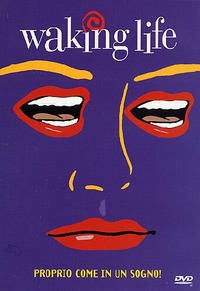 Cover Dvd Waking Life