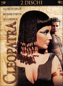 Cleopatra (2 DVD) di Joseph Leo Mankiewicz - DVD