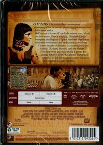 Cleopatra (2 DVD) di Joseph Leo Mankiewicz - DVD - 2