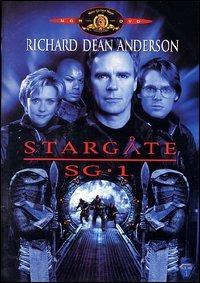 Locandina Stargate Sg 1. Stagione 1