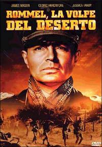 Locandina Rommel, la volpe del deserto