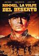 Cover Dvd DVD Rommel, la volpe del deserto