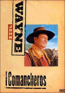I Comancheros di Michael Curtiz - DVD