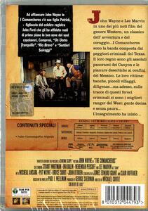 I Comancheros di Michael Curtiz - DVD - 2