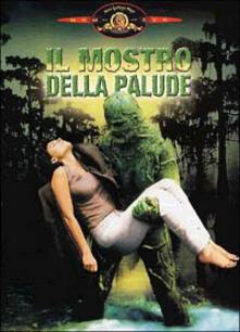 Il mostro della palude di Wes Craven - DVD