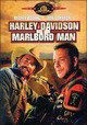 Cover Dvd DVD Harley Davidson and the Marlboro Man