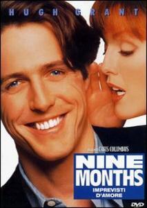 Nine Months. Imprevisti d'amore di Chris Columbus - DVD