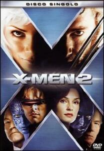 X-Men 2 di Bryan Singer - DVD