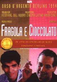 Locandina Fragola e cioccolato