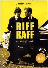 Locandina Riff Raff
