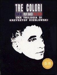 Locandina Krysztof Kieslowski. Tre colori