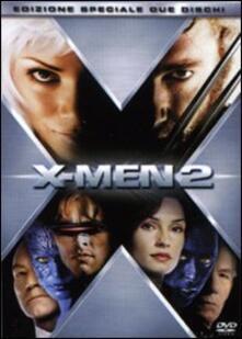 X-Men 2 (2 DVD)<span>.</span> Special Edition di Bryan Singer - DVD