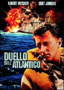 Duello sull'Atlantico di Dick Powell - DVD