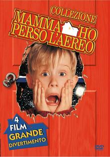 Mamma ho perso l'aereo (3 DVD) di Chris Columbus,Rod Daniel,Raja Gosnell