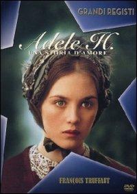 Cover Dvd Adele H., una storia d'amore