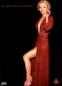 Locandina Marilyn Monroe. The diamond collection