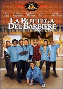 La bottega del barbiere di Tim Story - DVD