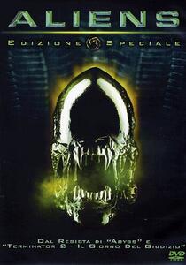 Aliens. Special Edition (2 DVD) di James Cameron - DVD