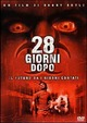 Cover Dvd 28 giorni dopo