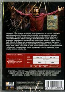 In linea con l'assassino di Joel Schumacher - DVD - 2