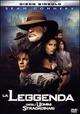 Cover Dvd La leggenda degli uomini straordinari