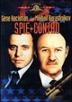 Cover Dvd Spie contro
