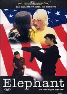 Elephant (DVD) di Gus Van Sant - DVD