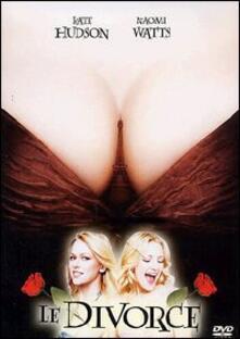Le divorce di James Ivory - DVD
