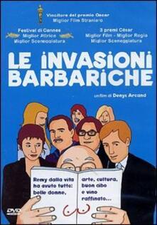 Le invasioni barbariche (DVD) di Denys Arcand - DVD