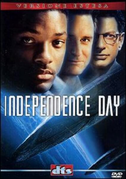 Independence Day di Roland Emmerich - DVD