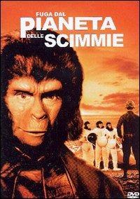 Locandina Fuga dal pianeta delle scimmie