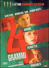 Copertina  21 grammi [DVD]