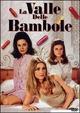 Cover Dvd DVD La valle delle bambole