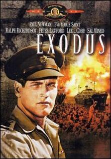 Exodus di Otto Preminger - DVD