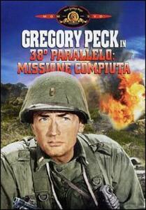 38° parallelo missione compiuta di Lewis Milestone - DVD
