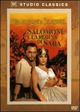 Cover Dvd Salomone e la regina di Saba