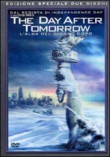The Day After Tomorrow. L'alba del giorno dopo di Roland Emmerich - DVD