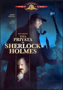 La vita privata di Sherlock Holmes di Billy Wilder - DVD