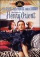 Cover Dvd La vita privata di Henry Orient