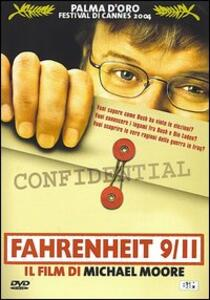 Fahrenheit 9/11 di Michael Moore - DVD