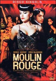 Moulin Rouge! di Baz Luhrmann - DVD