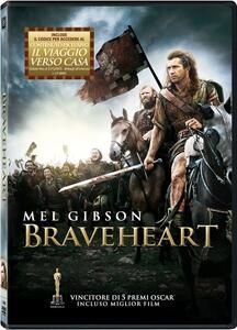 Braveheart<span>.</span> Edizione 20° anniversario di Mel Gibson - DVD