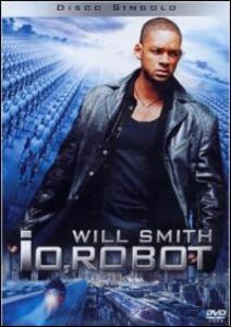Io, robot di Alex Proyas - DVD