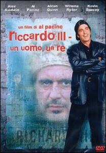 Riccardo III, un uomo, un Re di Al Pacino - DVD