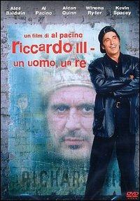 Locandina Riccardo III - Un uomo, un re