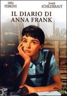 Il diario di Anna Frank di George Stevens - DVD