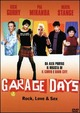 Cover Dvd DVD Garage Days