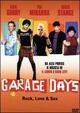Cover Dvd Garage Days