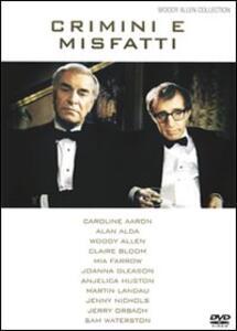Crimini e misfatti di Woody Allen - DVD