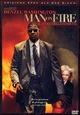 Cover Dvd DVD Man on Fire - Il fuoco della vendetta